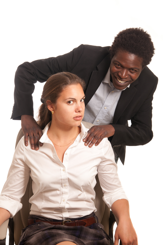Female To Male Sexual Harassment At Work